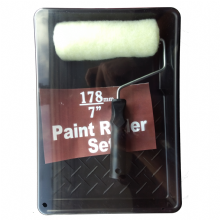 "7"" Paint Roller and Tray Set"